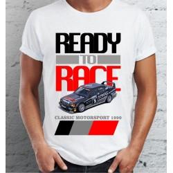 T-SHIRT Ready To Race 12 marek samochodów do wyboru