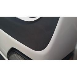 VW Golf II okleina tylnej klapy GTI czarny mat