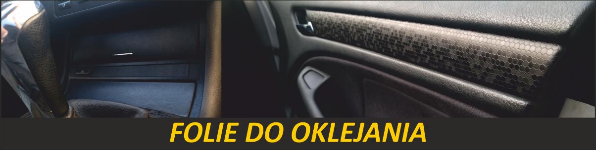 FOLIE DO OKLEJANIA